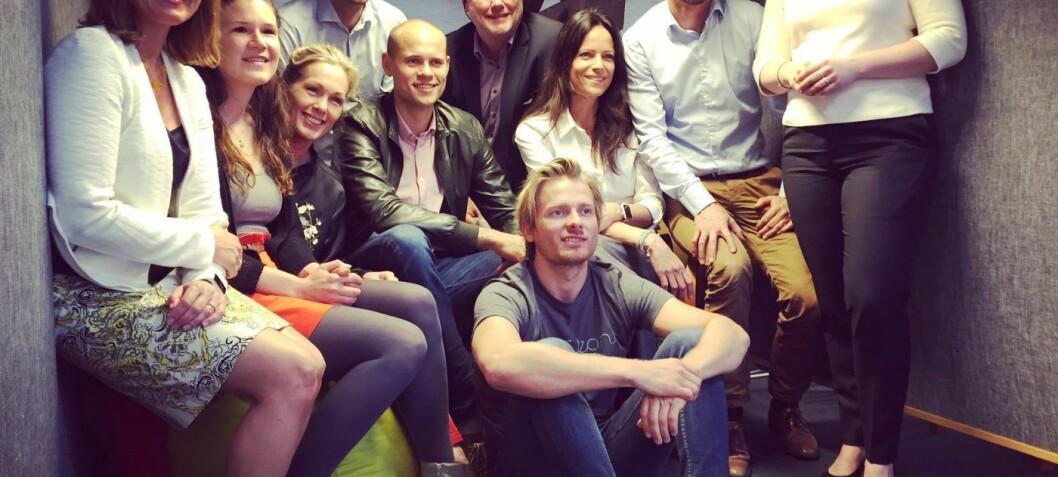WeClean: Har vunnet prestisjetunge gründerkonkurranser gang på gang, men Innovasjon Norge mener selskapet ikke er innovativt nok og ga avslag på søknaden.