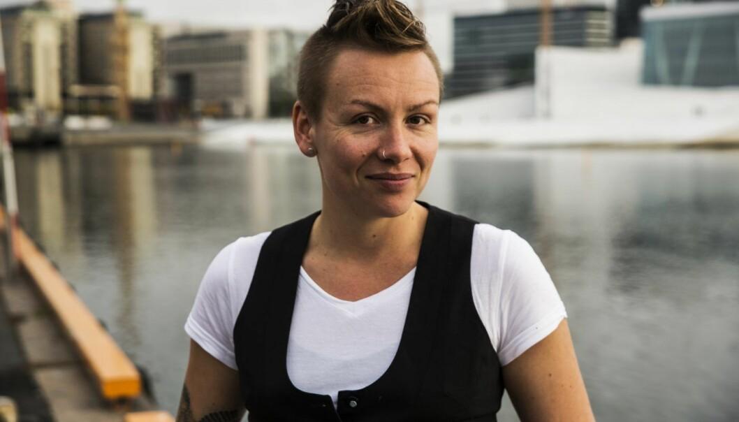 Anita Schjøll Brede. Foto: Per-Ivar Nikolaisen