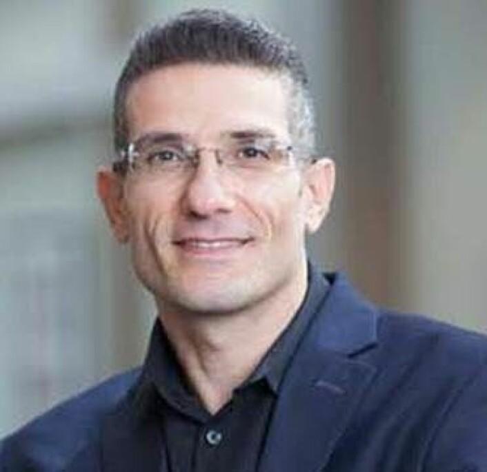Professor Elie Ofek ved Harvard Business School. Foto: Harvard Business School