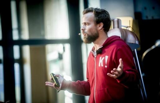 Johan Brand tar oppgjør med tech-bransjen: – Det er mye egoisme og innbilt «good attitude»