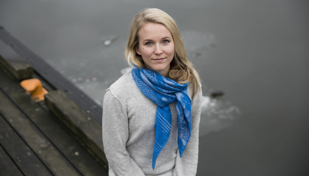 Christine Spiten, Blueye