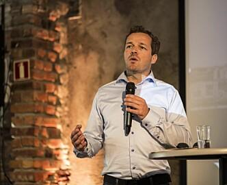 Oslo Business Region brukte to millioner mer enn de hadde. OBR-sjef Fredrik Winther tar selvkritikk