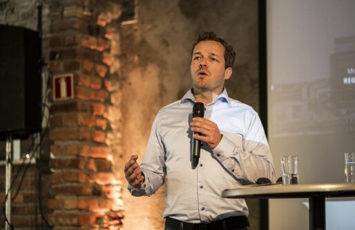 Storselskaper stjeler gründerideer. Kan koste dem dyrt på sikt, mener Fredrik Winther i Oslo Business Region