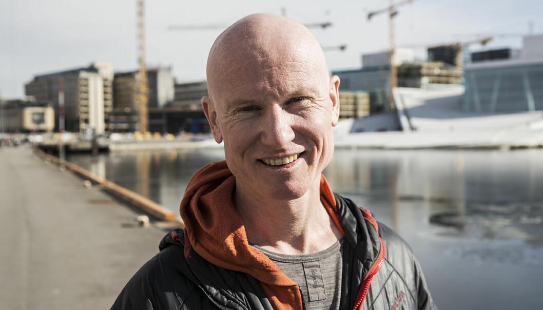 Per-Otto Wold i Spond. Foto: Per-Ivar Nikolaisen