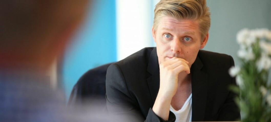 Ståle Fredlund Husby: