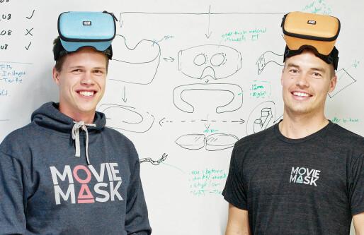 Skjermbrille-startup får designpris: Nå drar de til India og Kina for å utvikle oppfølgeren
