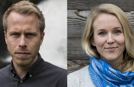 Nominerte til «årets unge entreprenør»: Spiten vs Berglund