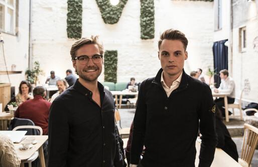 Laksearving Gustav Witzøe investerer i Airbnb-hjelpere. Gründer Oscar Hellenes lette egentlig ikke etter investorer, da det ble full match