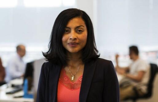 Katherine Barrios om kvinner i tech: De må tilpasse seg en verden med hardt arbeid. De kan ikke forsvinne fra verdens overflate i 10 til 12 måneder