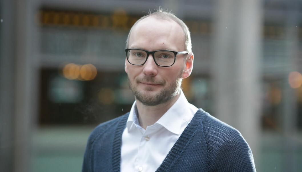 Rune Røsten er sjef for investeringsselskapet Schibsted Vekst. Foto: Schibsted.