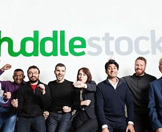 Huddlestock har begynt å tjene penger og inngått partnerskap med Saxo Bank. Går live i januar.