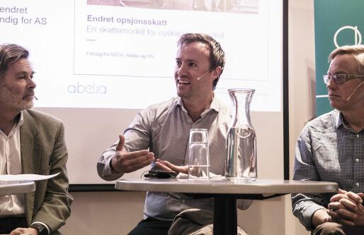 Kolonial.no-gründer Vegard Vik vil ha gründervennlig opsjonsskatt for «storvokste» startups også: Selv sprengte de grensen på 50 ansatte etter åtte måneder