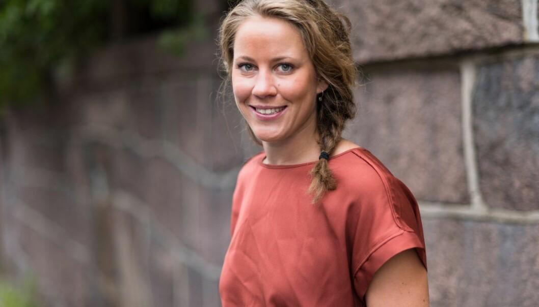 Advokat Merete Nygaard ville ikke anbefalt gründere aksjonæravtalen Schibsted inngikk med Snapesale. Foto: Privat.