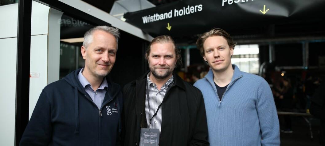 Katapult Fund har hentet 175 millioner for å finne Norges første
