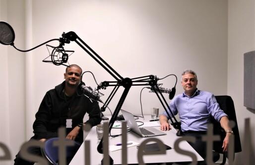 Eric Ries, Corporate Innovation, Orkla og Egmont.