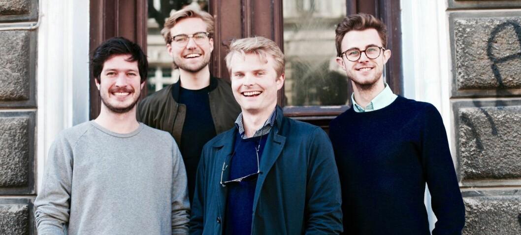 Konkurrenter gikk på Handelshøyskolen sammen: Nå kjøper gründer Oscar Hellenes opp klassekameratenes Airbnb-hjelper