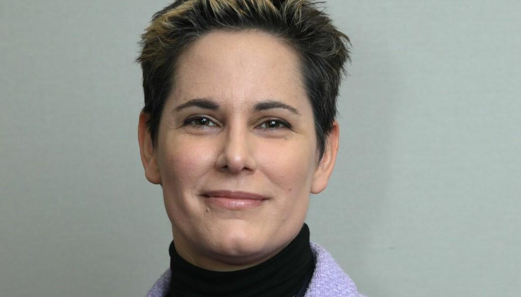 Marie Elisabeth Bernard er innovasjonssjef i Dentons, verdens største advokathus. Foto: Dentons.