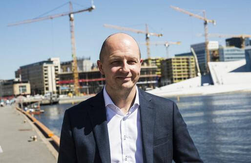 Pål Reinert Bredvei fikk nok av pendlingen: Suksess-startup får ny sjef