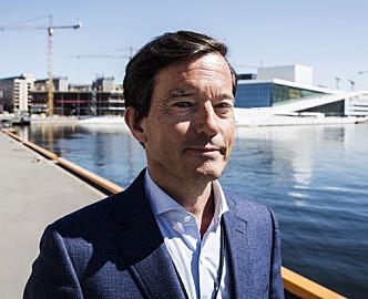 Trond Riiber Knudsen: -- Man må sikre at gründeren og familien ikke er redd for økonomien