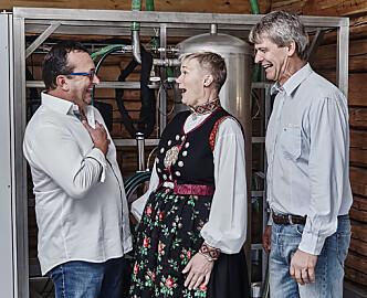 «En helt fantastisk milepæl»: Gründere henter 35 millioner kroner for å gjøre landbruket klimavennlig
