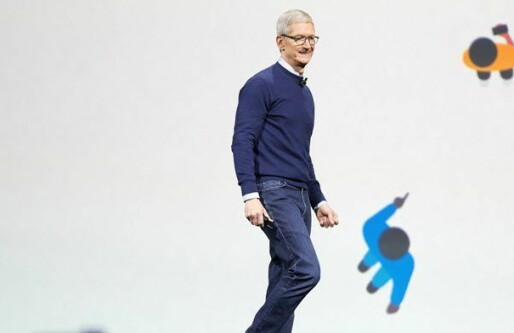 Apple-overskudd på 20 milliarder dollar
