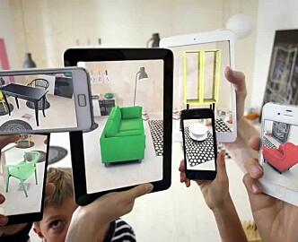 Ukens Norden: Ikea og Apple lager møblert virkelighet. Og kinesere flørter med finske fugler