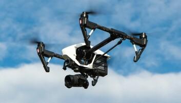 «Flying in»: Sveits lar droner levere varer