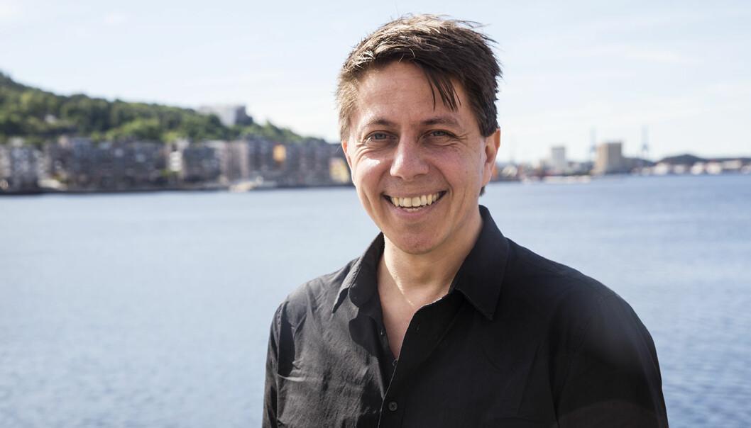 Daniel Senn i Poio. Foto: Per-Ivar Nikolaisen