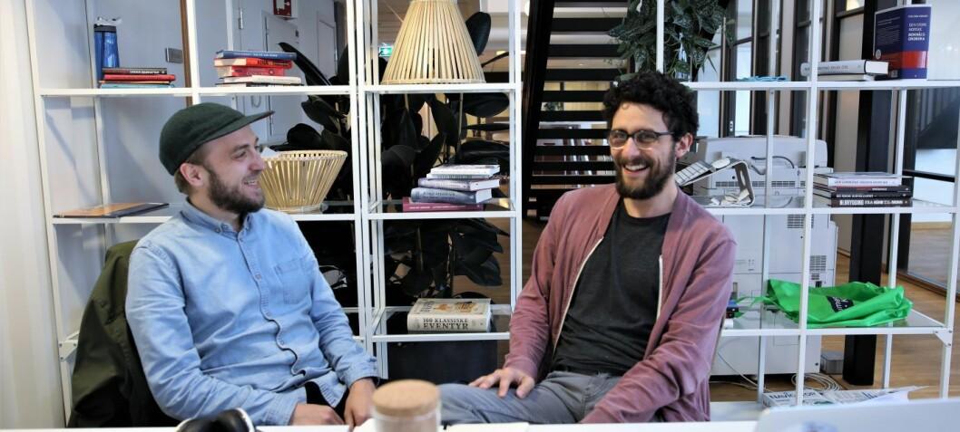 Google gir 1,1 millioner til norsk startup som utfordrer Facebook