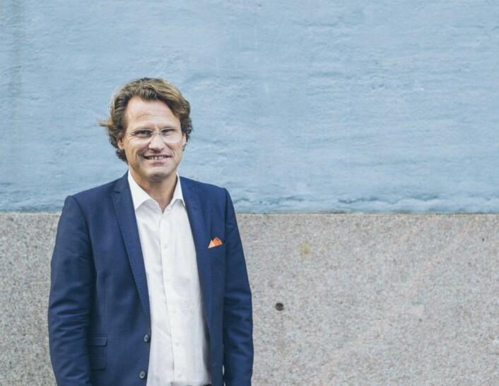 Pär-Jörgen Persson var den første store investoren i Spotify. Nå går han ut av styret. Foto: Northzone