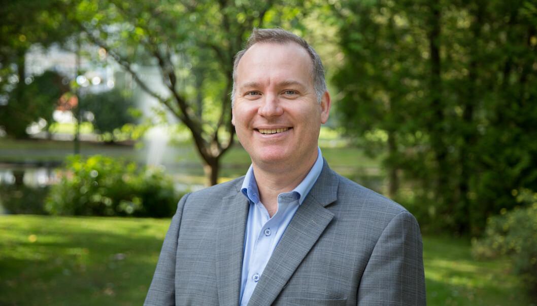 Anders Haugland leder Bergen Teknologioverføring, og skulle gjerne ha tatt mer risiko i egne investeringer.
