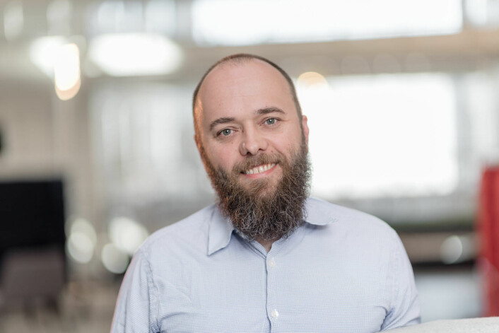 Per Buer founded Varnish Software in 2010 and served as CEO and CTO there. In 2016 he co-founded IncludeOS where he's the CEO. IncludeOS is creating a brand new operating system for cloud workloads. Foto: Privat