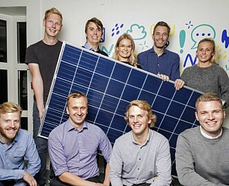 Solcelle-selskapet Otovo henter 22,5 millioner kroner. Bakken&Bæck spytter inn pre-såkornsmidler og Agder Energi Venture leder runden.