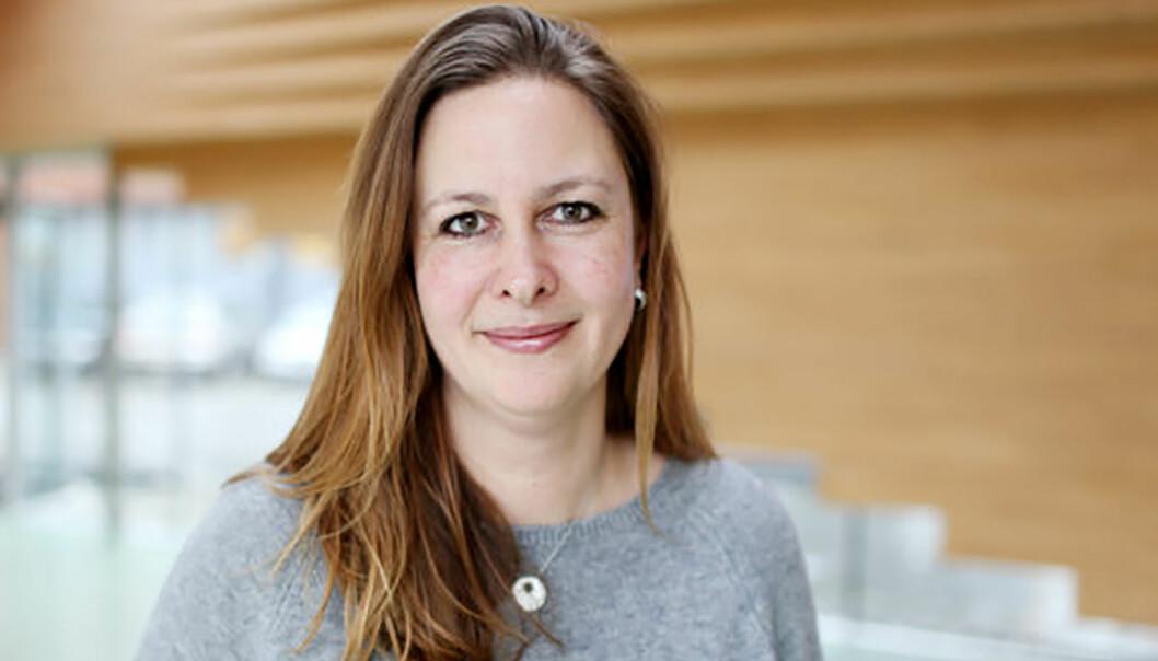 Administrerende direktør Anne Cathrine Østebø i Validé. Foto: Validé