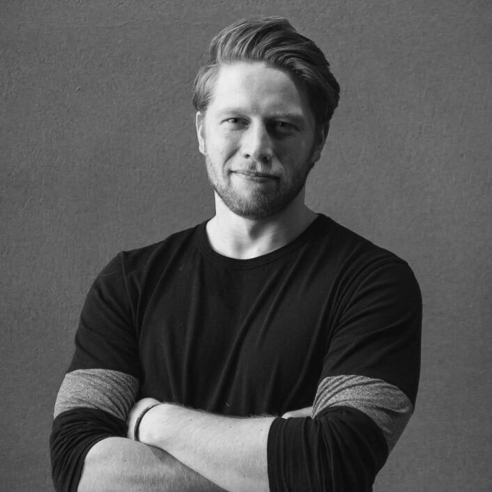 Tobias Velvang i Trademate Sports. Foto: Trademate Sports
