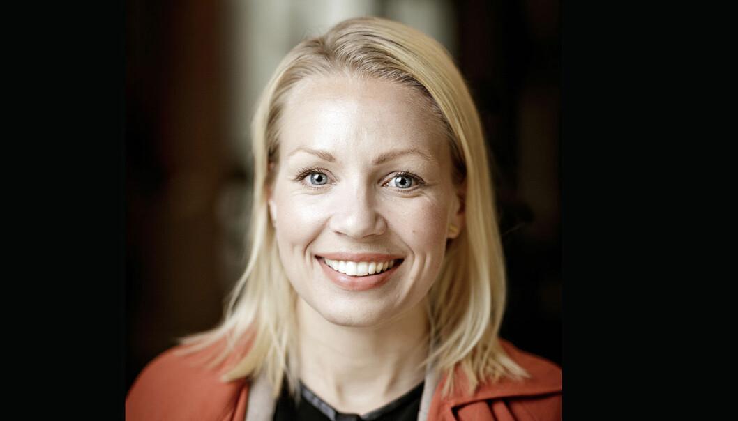 Sigrid Sevaldsen, daglig leder i 657 Oslo.