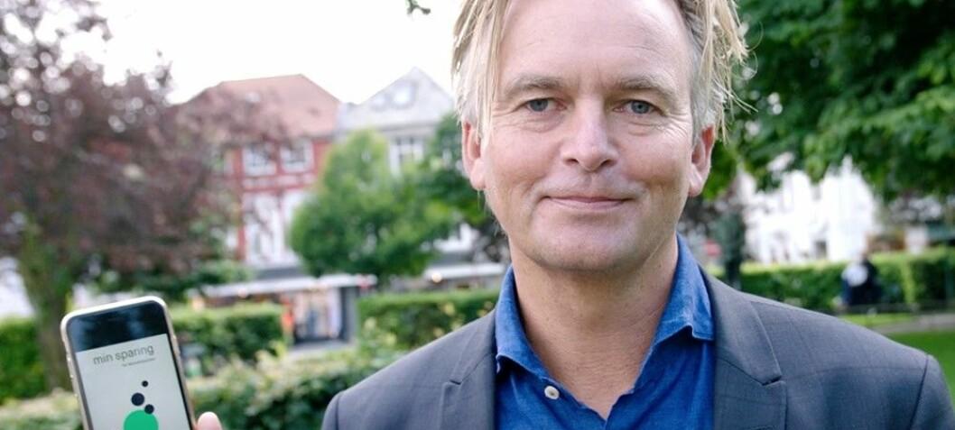 Vil gjøre banktjenester enklere: Skandiabanken skifter navn til Sbanken.