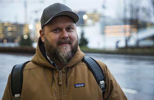 Podcast med Lars Johan Bjørkevoll i Xeneta: Mediterer på trikken og jobber mye, og mener slitne gründere bør finne «av-knappen» før de går på veggen. Men hva leter han etter når han ansetter?