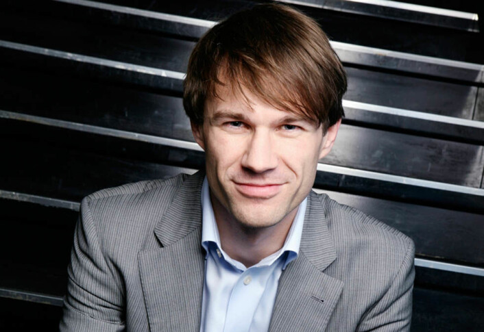 Tidligere Finn-sjef Christian Printzell Halvorsen går inn som styreleder og investor i Lawbotics. Foto: Schibsted