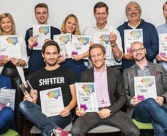 Klar for nordisk startupmesterskap: Her er vinnerne som tar det norske «tech-toget» til Stockholm