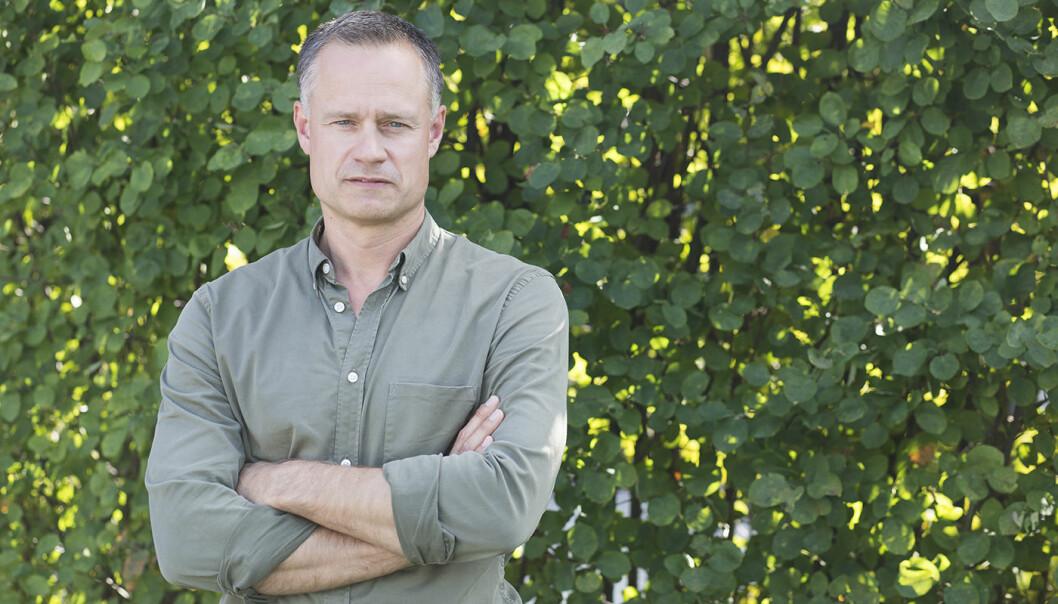 Henrik Müller-Hansen i Gelato. Foto: Per-Ivar Nikolaisen