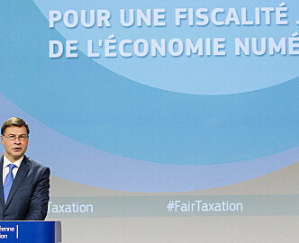 EU vil ha global digital-skatt, for å cashe inn fra Google, Amazon og Facebook