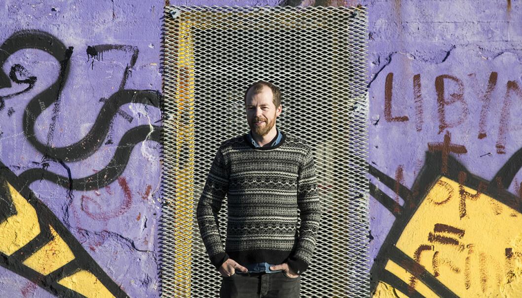 Kim Daniel Arthur. Foto: Per-Ivar Nikolaisen