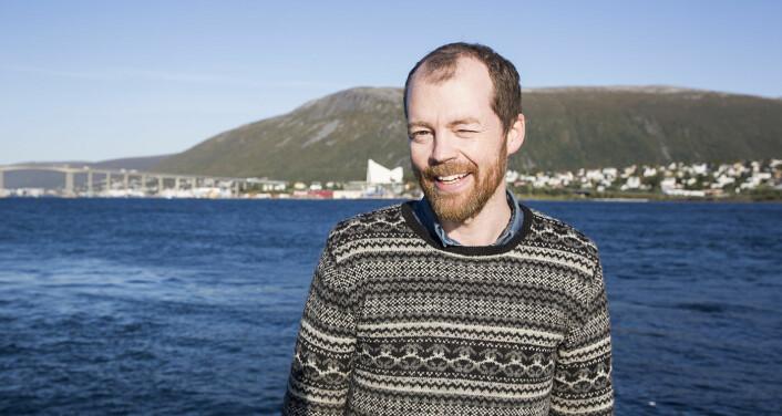 Kim Daniel Arthur flyttet hjem til sitt kjære Tromsø, etter en utrolig karriere verden over. Foto: Per-Ivar Nikolaisen