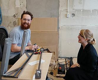Åpner hardware-inkubator for gründere i Trondheim
