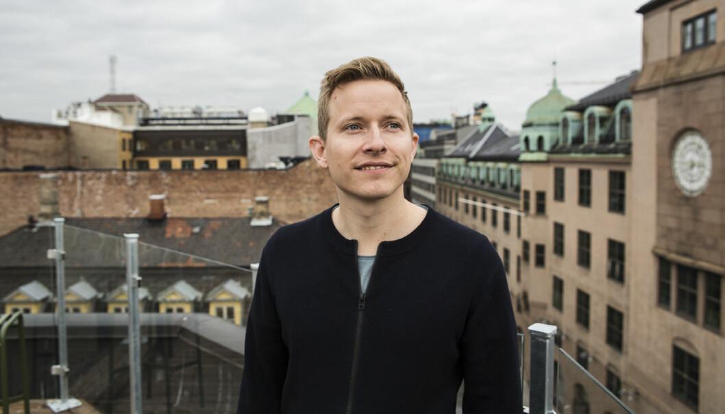 Øystein W. Høye blir ny Dreams-sjef i Norge. Foto: Per-Ivar Nikolaisen