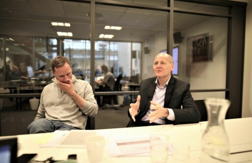 """Telenor og Cisco går sammen om å lansere en plattform-""""startup"""" som skal gjøre telenettet smartere"""