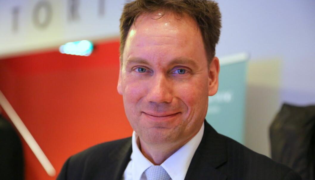 Erik Vermeulen er jusprofessor og direktør i den juridiske avdelingen til teknologiselskapet Philips. Foto: PhotonDelta