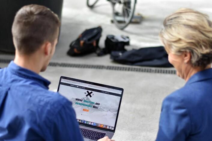 Under DNB NXT onboardet Startupmatcher en rekke investorer til den nye matchmaking-tjenesten. Foto: DNB