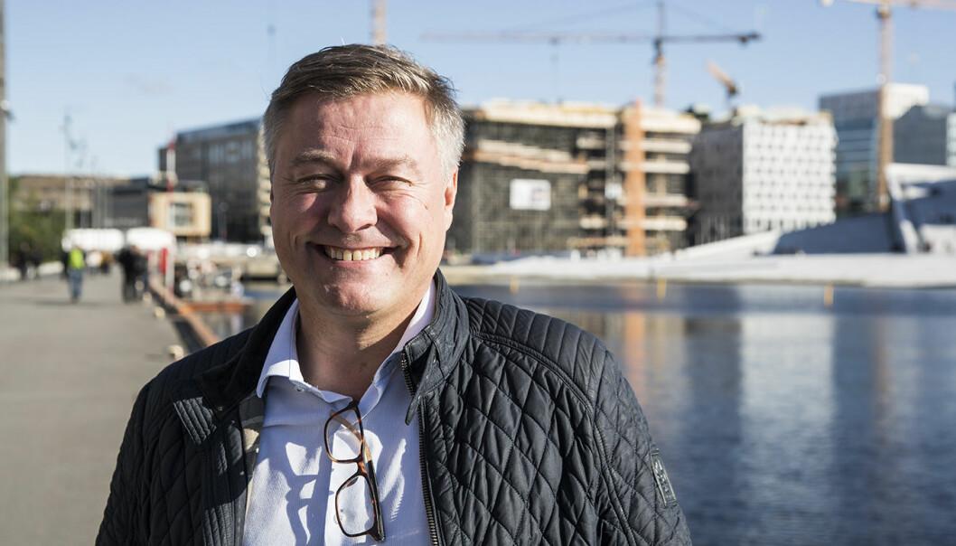 Idar Vollvik. Foto: Per-Ivar Nikolaisen